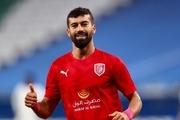 گل رامین رضاییان تقدیم به 3 پرسپولیسی شد+ عکس