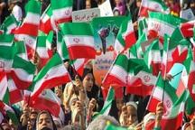 مسئولان ملایر مردم را به راهپیمایی 22 بهمن دعوت کردند