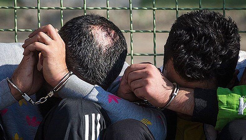 موتورسواران زورگیر پایتخت دستگیر شدند