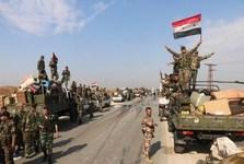 ارتش سوریه شهر استراتژیک «معره النعمان» را آزاد کرد