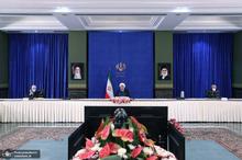 جلسه ستاد ملی مقابله با کرونا - 28 فروردین 1400