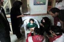 بازگشت دختربچه ۳ ساله نیشابوری به آغوش خانواده