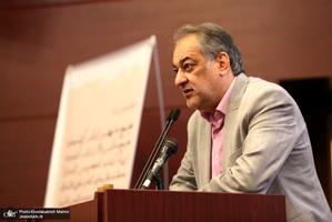 حضور سید حسن خمینی در اختتامبه مسایقات قرآنی ، اذان وتفسیر کارکنان بانک صادرات