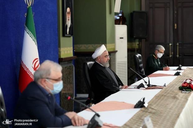روحانی دلیل ممنوعیت واکسن خارجی کرونا را اعلام کرد