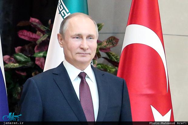 اعلام آمادگی پوتین و روسیه برای همکاری با ناتو