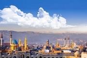 هوای کلانشهر مشهد برای دومین روز متوالی پاک است