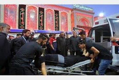 پیکر زائر جانباخته مشهدی در کربلا به ایران منتقل می شود