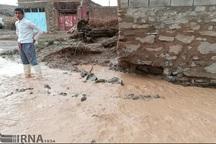 هلال احمر خراسان شمالی به 250 سیل زده امدادرسانی کرد