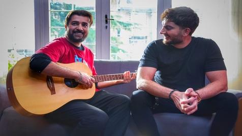 «آهنگ دو نفره» احمد مهرانفر و فرزاد فرزین