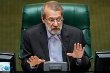 لاریجانی: نحوه توزیع کالاهای اساسی هنگام اصلاح ساختار بودجه مورد بررسی قرار میگیرد