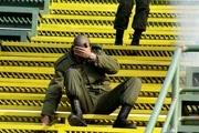 فوتبال و چشم هایش؛ تراژدی غم بار برای سرباز وظیفه احمدی