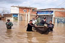 800 نفر از پرسنل ارتش در حال امدادرسانی به مردم هستند