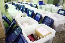 ۸۶ شعبه اخذ رای در کامیاران آرای مردم را جمع میکنند