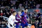 مسی به دنبال جدایی از بارسلونا