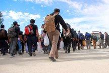 کاروان پیاده روی فداییان حسینی شهرستان کنگان راهی کربلا شدند