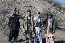 یک تیم تروریستی در منطقه مرزی سراوان منهدم شد