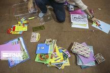 اهدای ۱۵۰ بسته نوشتافزار به دانشآموزان محروم خاتم