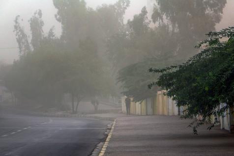پیش بینی وزش باد نسبتا شدید در تهران