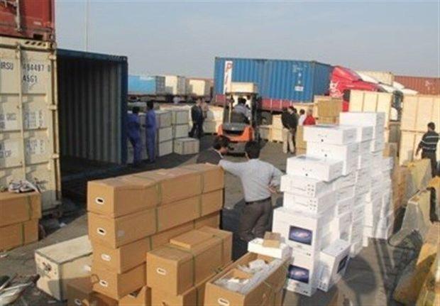۴۵۶ میلیارد ریال کالای قاچاق در استان مرکزیکشف شد