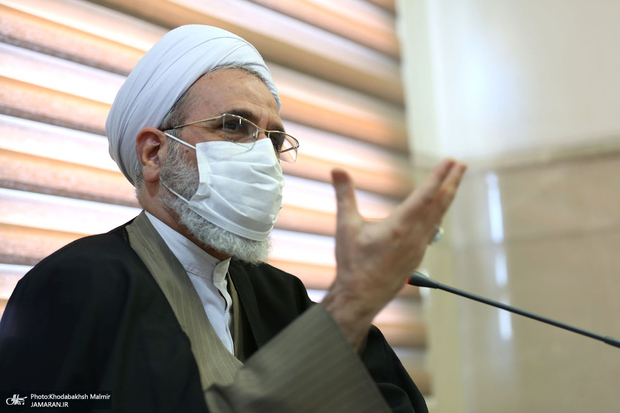 اعرافی شایعه جایگزینیاش به عنوان رئیس قوه قضاییه را تکذیب کرد