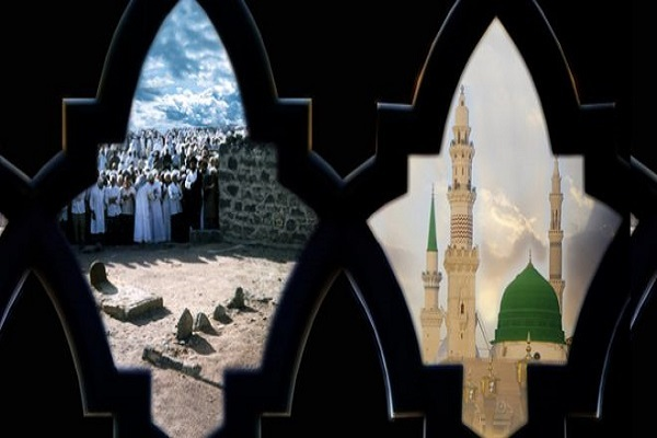 Imam Khomeini reminded Muslim ummah about divine characters of the holy prophet, his infallible successors