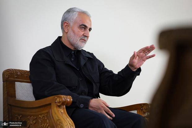 خیانت آمریکا به مردم افغانستان از زبان شهید سلیمانی