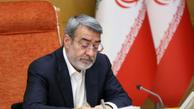 وزیر کشور از استاندار یزد برای اجرای طرح فاصلهگذاری اجتماعی تشکر کرد