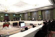 جلسه مشترک ستاد اقتصادی دولت و نمایندگان فعالان اقتصادی با حضور رییس جمهور