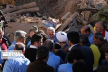 استاندار: یک هزار واحد مسکونی در زلزله آذربایجانشرقی آسیب دید
