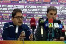 سرمربی تیم فوتبال شاهین شهرداری بوشهر: برای گرفتن امتیاز به اصفهان آمدیم