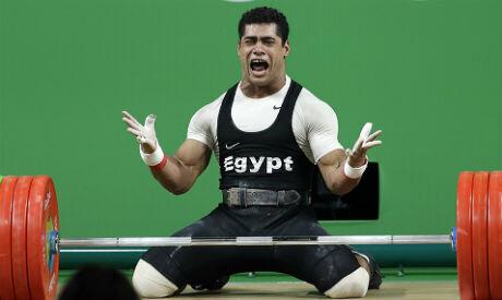 بهترین وزنه بردار تاریخ مصر خداحافظی کرد