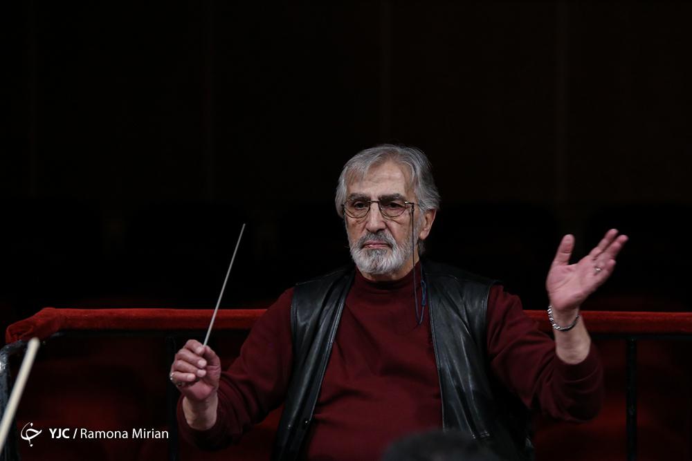 رهبر سابق ارکستر ملی