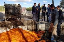 بیش از50 درصد هویج آذربایجان شرقی در بستان آباد تولید می شود