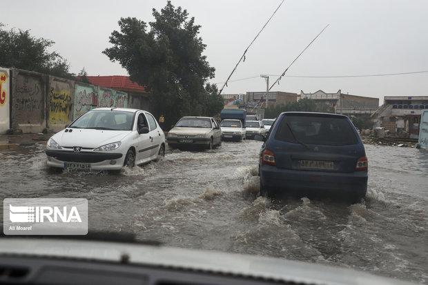 هشدار مدیریت بحران خوزستان نسبت به ورود سامانه بارشی به استان