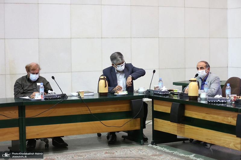 جلسه ستاد مرکزی بزرگداشت امام خمینی(س)