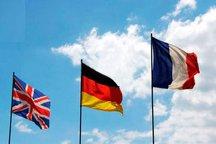 تروئیکای اروپا ایران را مسئول حمله به آرامکو دانست!