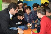 نشاط و شادابی دانشآموزان هدف اصلی آموزش و پرورش است