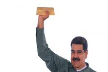 رئیس جمهور ونزوئلا:درآمد نفتی مان 99 درصد کاهش یافت!