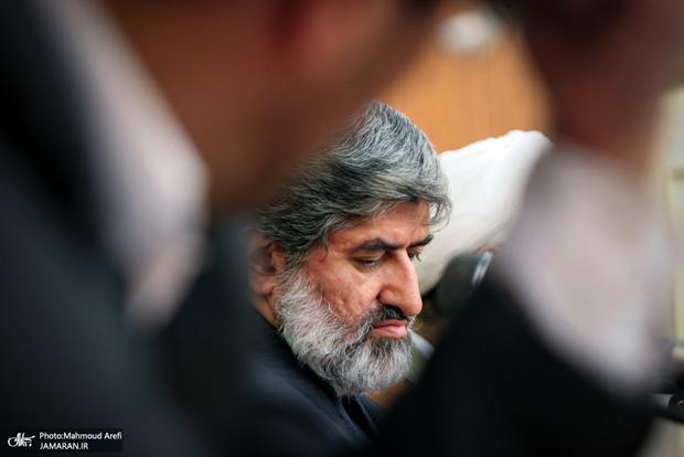 پرده برداری علی مطهری از اتفاقی عجیب در مجلس شورای اسلامی/ ابلاغ سه تبصره بدون رای گیری!
