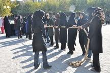 برگزاری جشنواره ورزشی بانوان در قزوین