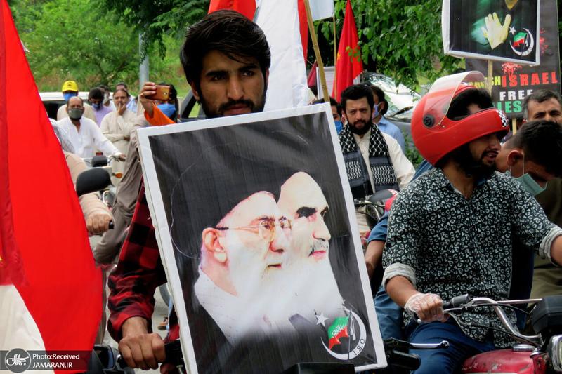 منتخب تصاویر امروز جهان- 3 خرداد