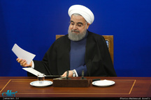 پیام تبریک روحانی  به سران کشورهای اسلامی به مناسبت عید سعید فطر