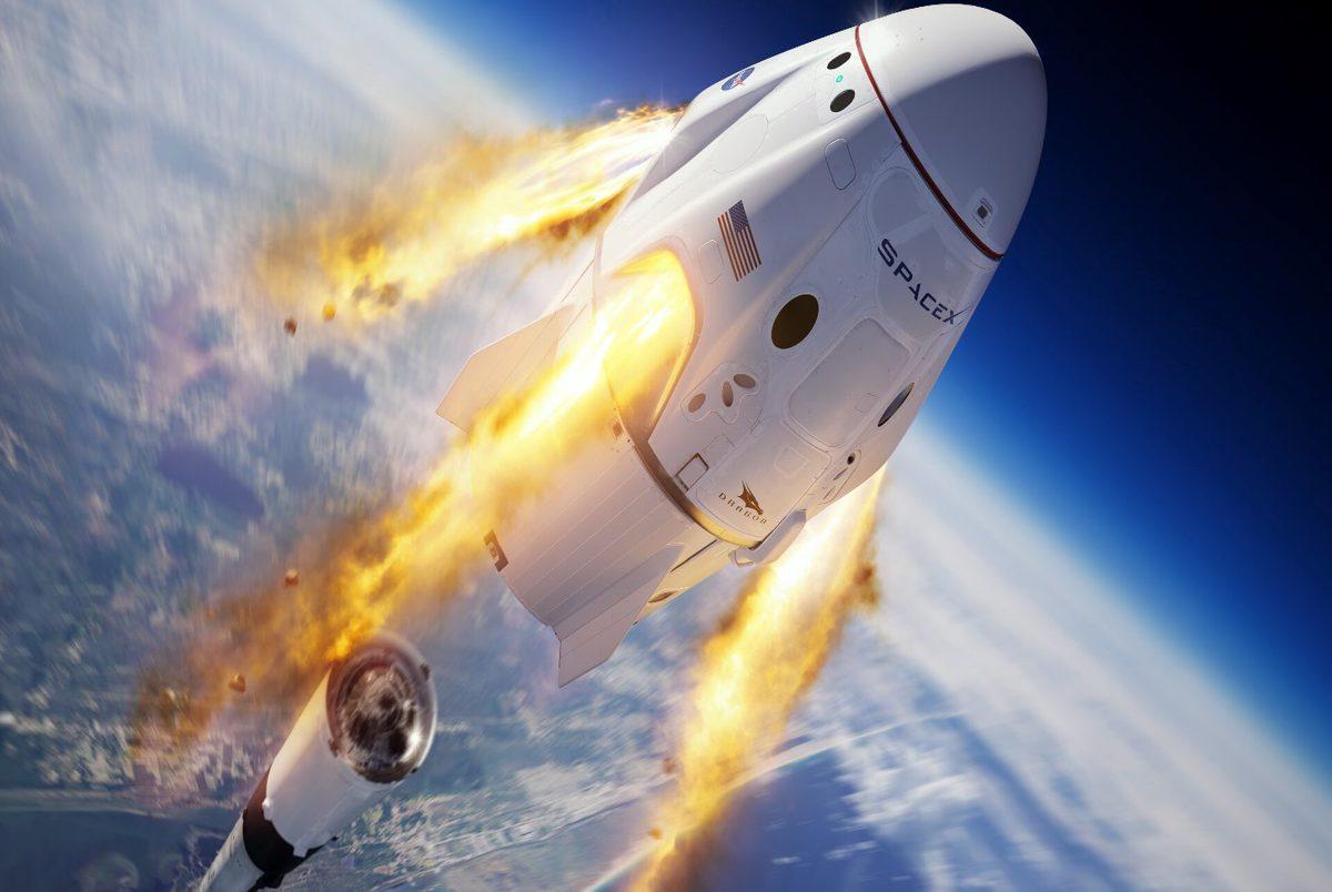 بازگشت گردشگران از فضا پس از سفری ۱۱ دقیقهای+عکس و ویدیو