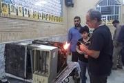 راهاندازی تعمیرگاه صلواتی در کوی مدرس اهواز