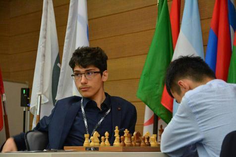 اعلام رنکینگ جدید فدراسیون جهانی شطرنج/ فیروزجا در رده بیست و نهم