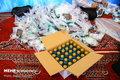 ۱۹۰۰ بسته بهداشتی به کارکنان شبکه بهداشت شاهرود اهدا شد