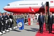 اردوغان در تونس +عکس
