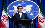 ابراز تاسف و انزجار سخنگوی وزارت خارجه از سخنان وزیر خارجه سعودی