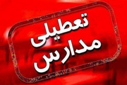 مدارس اردبیل تا پایان هفته جاری تعطیل اعلام شد