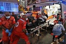 تصاویر دردناکی از انفجار بیروت